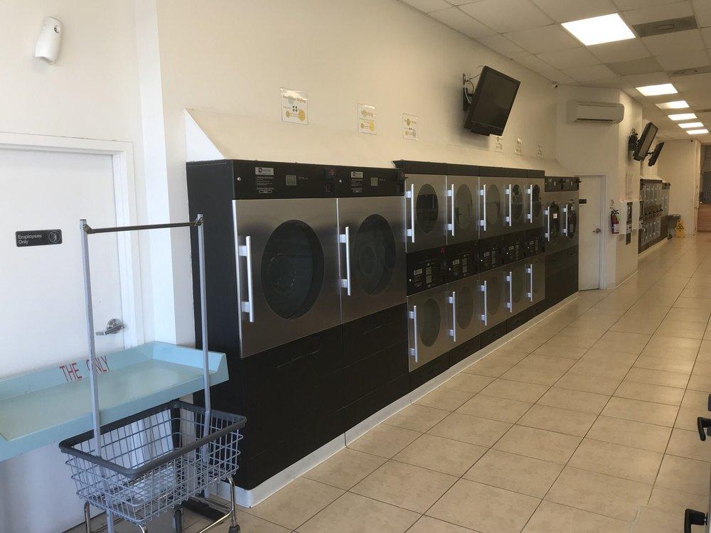 Super Clean Laundromat: 7909 Airline Dr, Metairie, LA