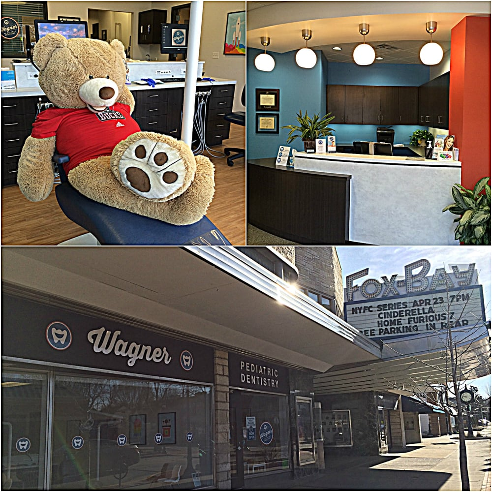 Wagner Pediatric Dentistry: 330 E Silver Spring Dr, Whitefish Bay, WI