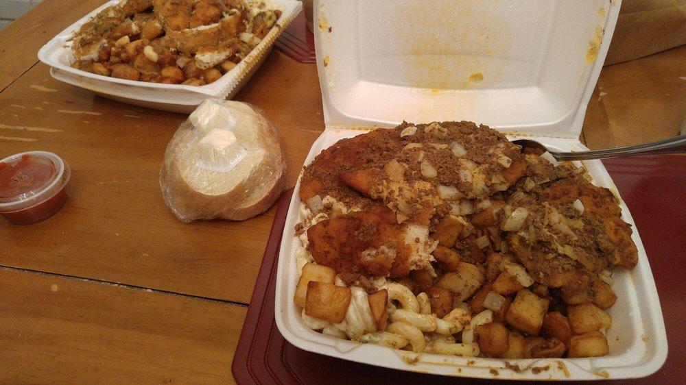 Food from Steve T. Hots & Potatoes