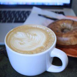 Photo Of De Clieu Coffee Sandwich Fairfax Va United States