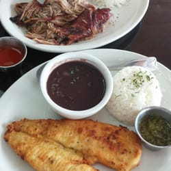 M G Cuban Cafe Menu