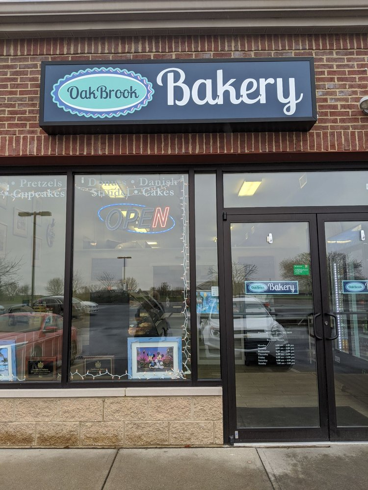 OakBrook Bakery: 7500 Oakbrook Dr, Florence, KY