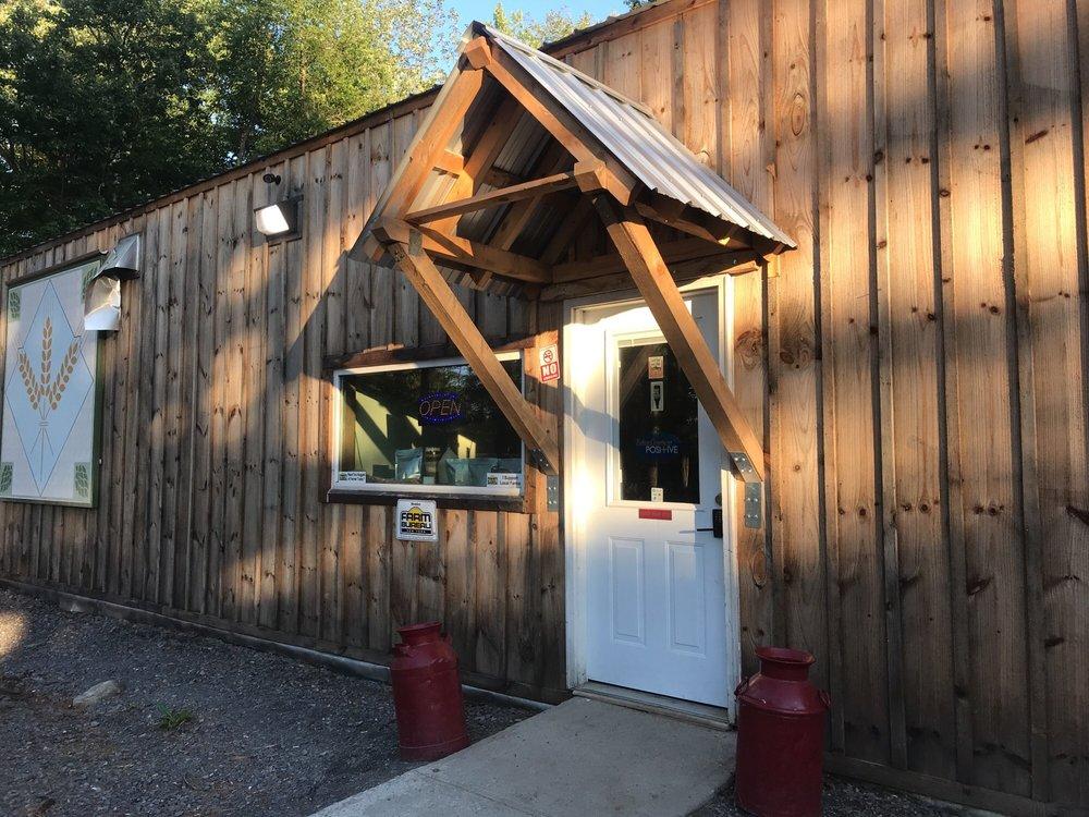 Stump City Brewery: 521 W Fulton St, Gloversville, NY