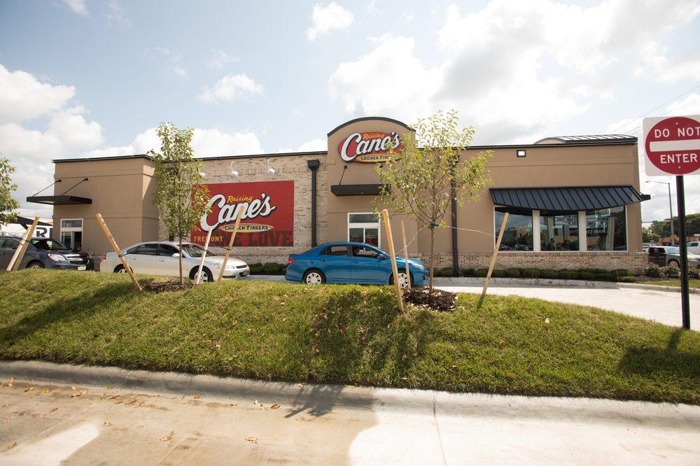 Raising Cane's Chicken Fingers: 1058 E 23rd St, Fremont, NE
