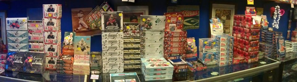 Doc D's Trading Cards, Sport Card and Memorabilia Store: 1069 Bellmore Ave, North Bellmore, NY