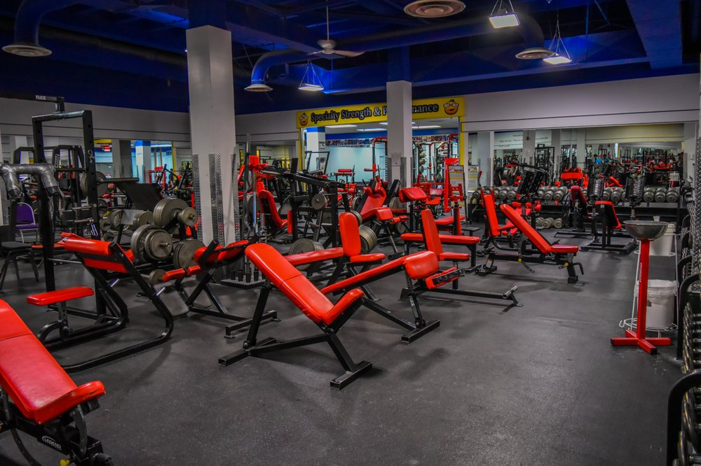 Bob's Fitness Complex