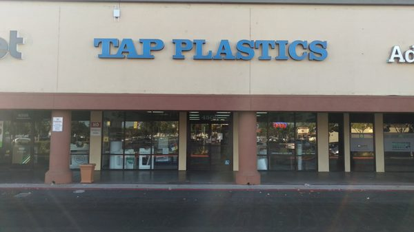 TAP Plastics 4506 Florin Rd Sacramento, CA Plastics