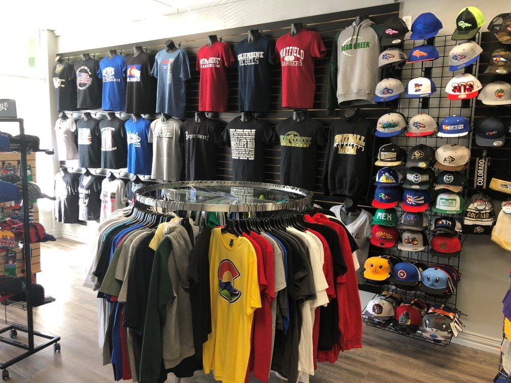 5280 Sportswear: 5500 S Simms St, Littleton, CO