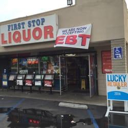 First Stop Liquor