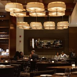 Photo of NoMI Kitchen - Chicago, IL, United States. Nice place good ambiance