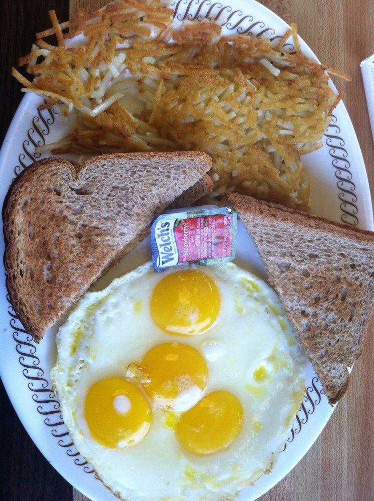 Waffle House: 2404 N Arkansas Ave, Russellville, AR