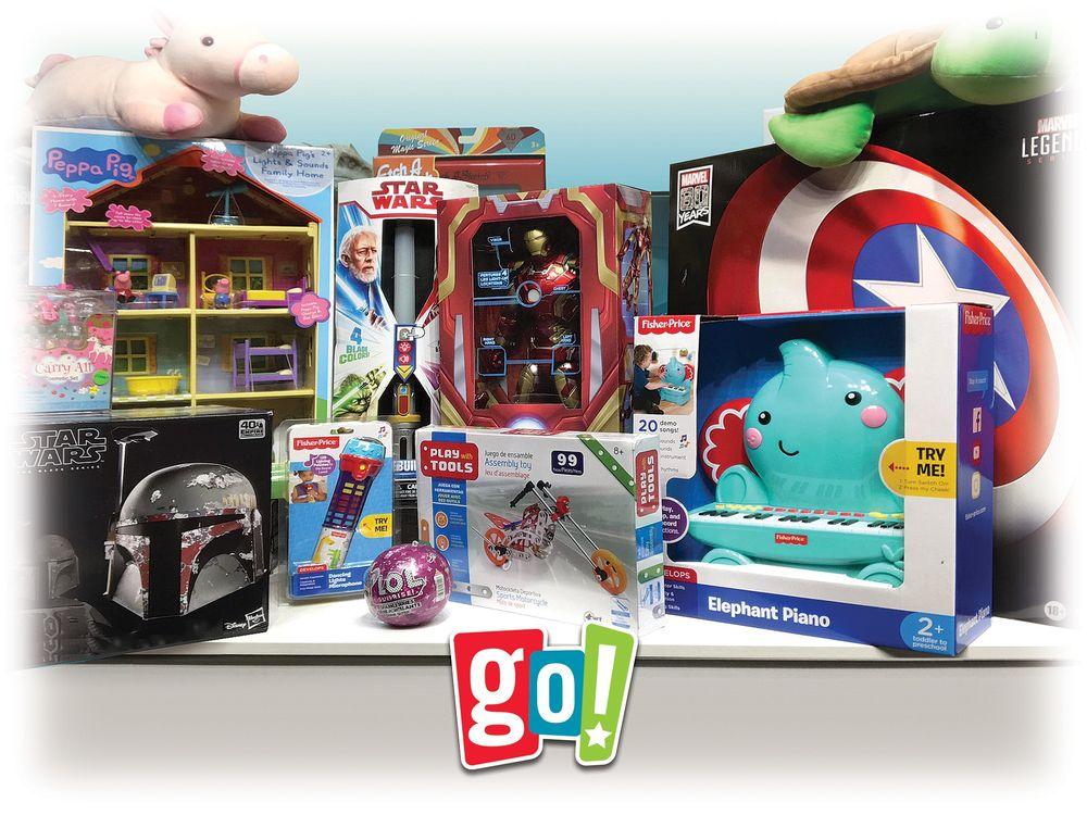 Go! Calendars, Toys & Games: 400 South Wilson Rd, Sunbury, OH