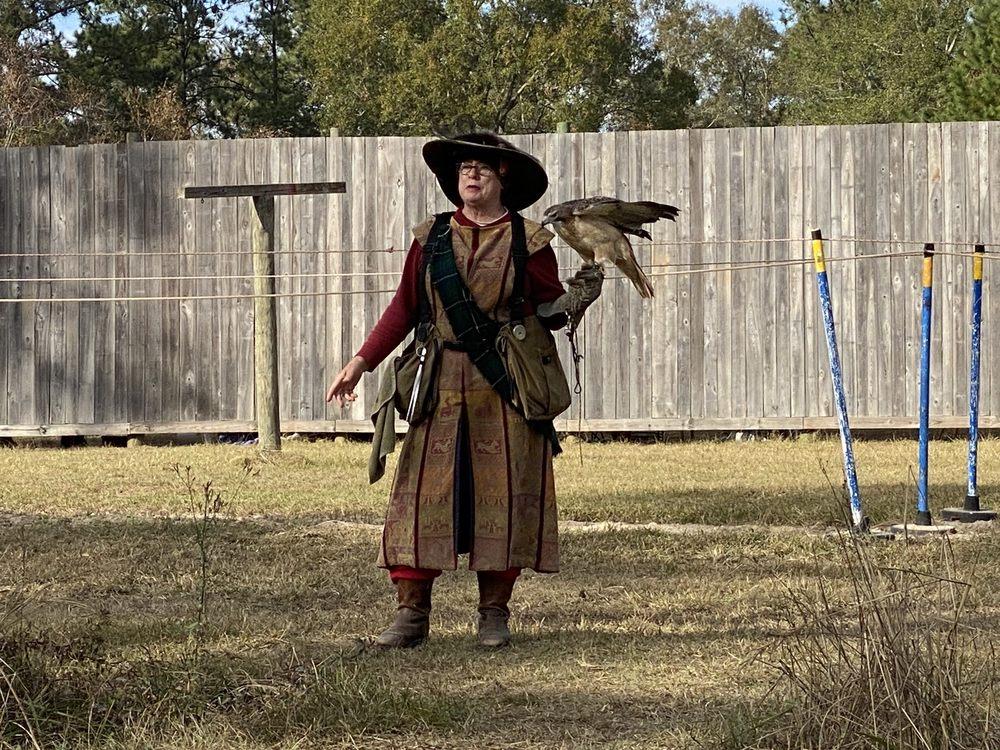 Social Spots from Louisiana Renaissance Festival