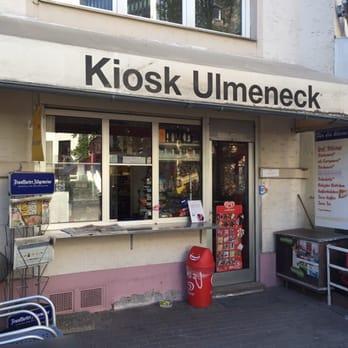 kiosk ulmeneck kiosk sp tkauf ulmenstr 1 westend s d frankfurt am main hessen. Black Bedroom Furniture Sets. Home Design Ideas