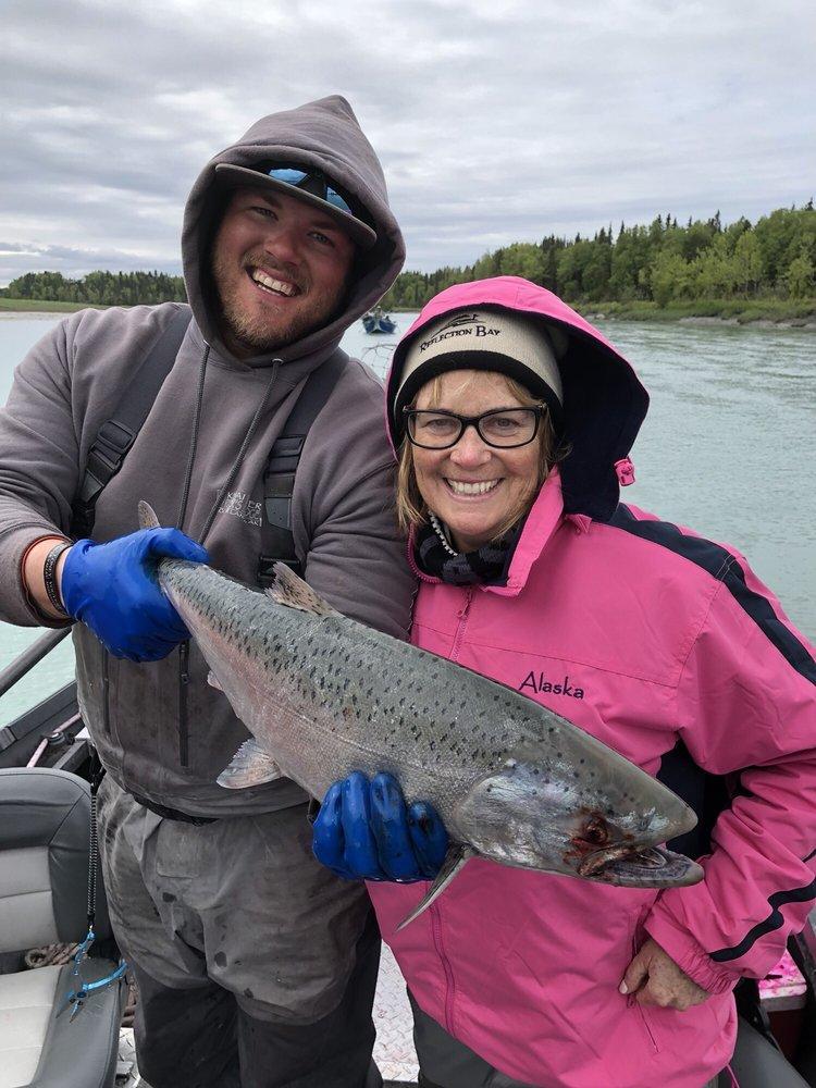 Kenai River Drifter's Lodge: 18404 Sterling Hwy, Cooper Landing, AK