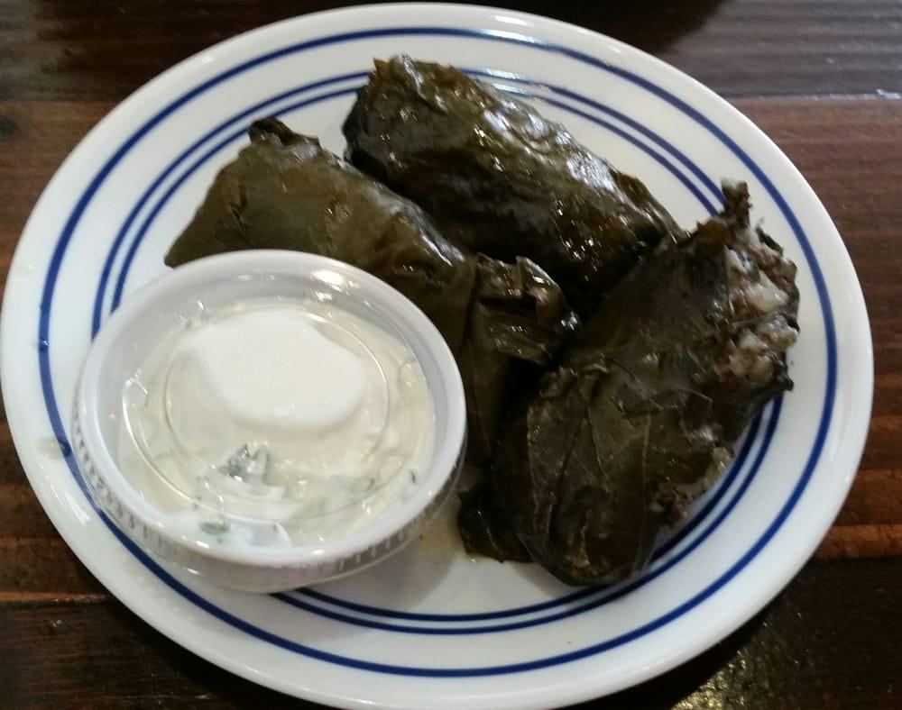 Little Greek Restaurant: 19022 Bruce B Downs Blvd, Tampa, FL