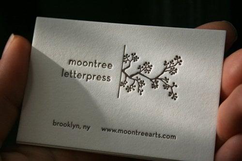 Moontree letterpress cartes papelaria durham pa estados foto de moontree letterpress reheart Images