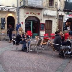 La Cocotte - Montpellier, France. L'exterier