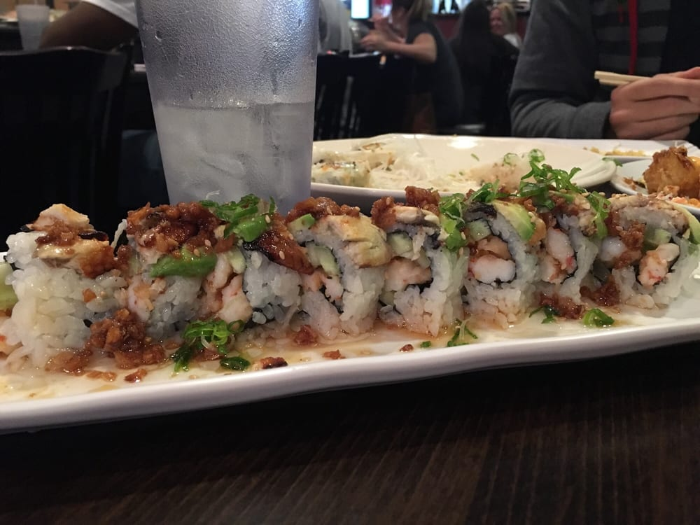 Get eel garlic yelp for Asia sushi bar and asian cuisine mashpee