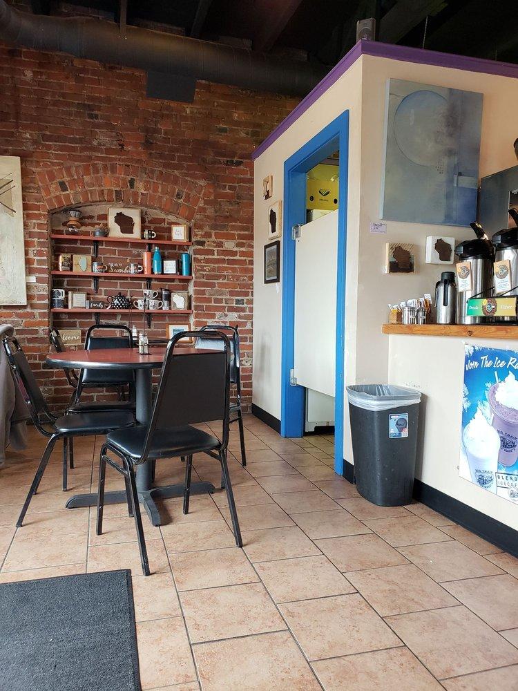 Backroads Coffee: 10526 Dakota Ave, Hayward, WI