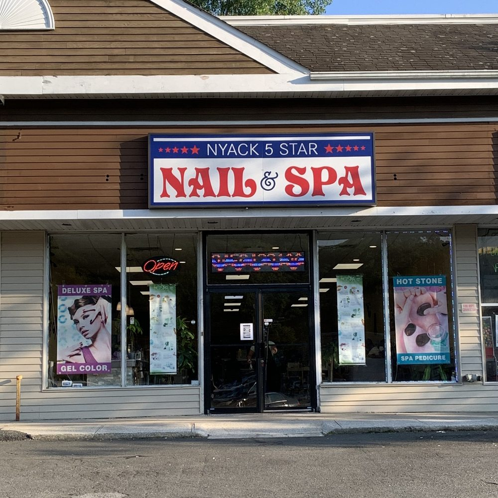 Spa & Nail Pro: 1381 Palisades Center Dr, West Nyack, NY