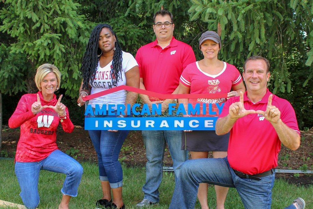 Guerin & Associates - American Family Insurance: 8330 N Teutonia Ave, Brown Deer, WI