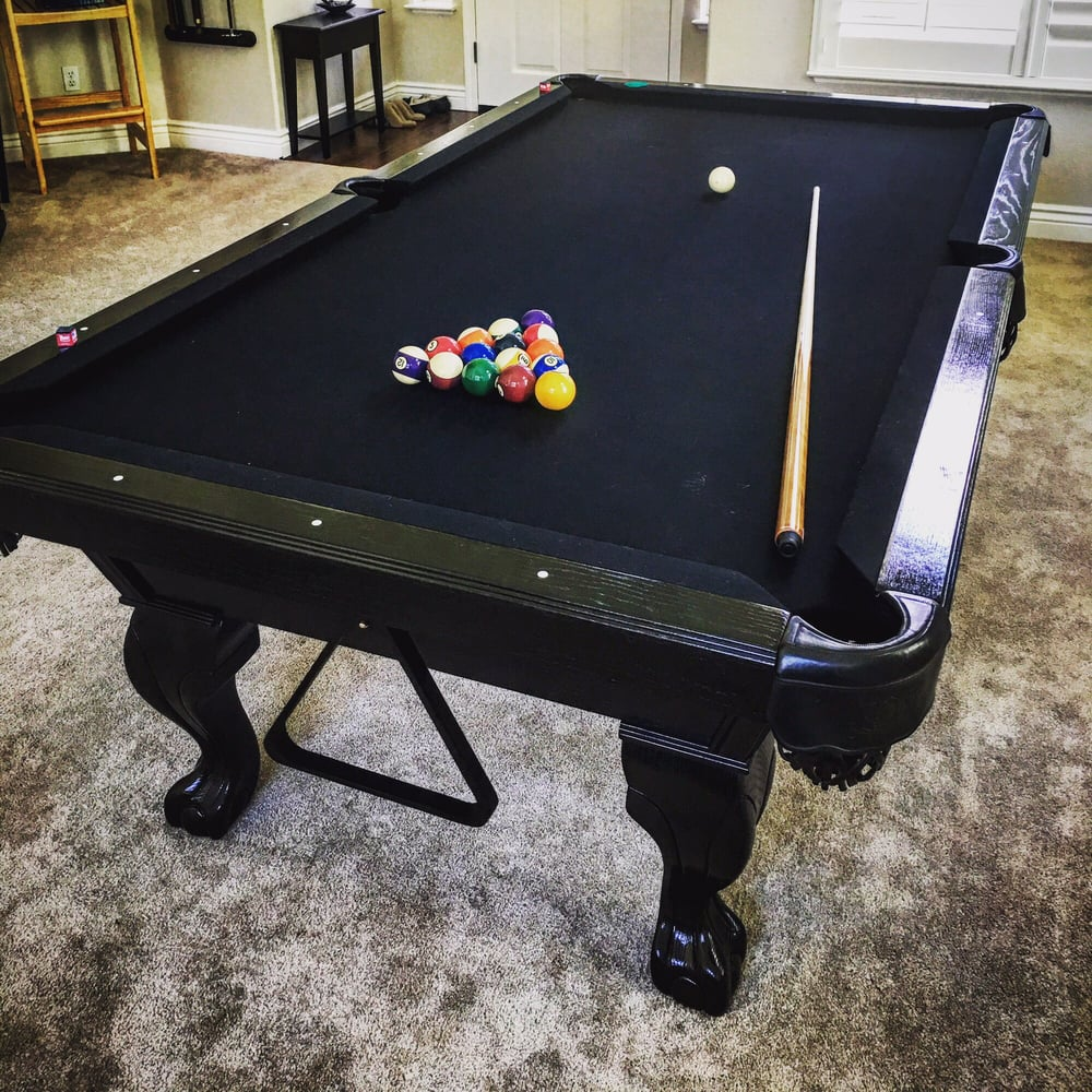 Merveilleux Photo Of Admiral Pool Tables   Hayward, CA, United States. Our Black On