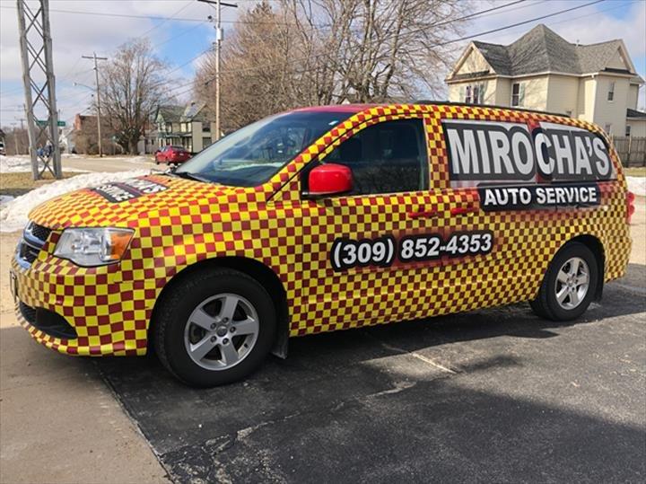 Mirocha's Auto Service: 315 W 5th St, Kewanee, IL