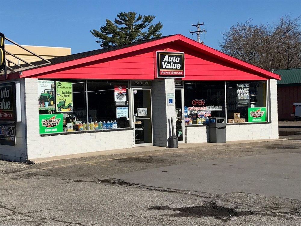 Auto Value: 5031 N US Highway 23, Oscoda, MI