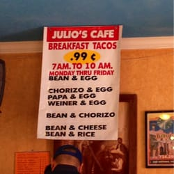 Julio's Mexican Restaurant logo