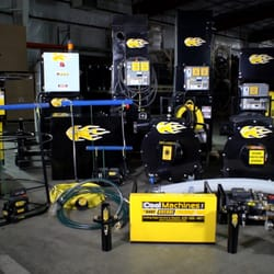 cool magnum machines farming equipment 740 fox rd van wert oh