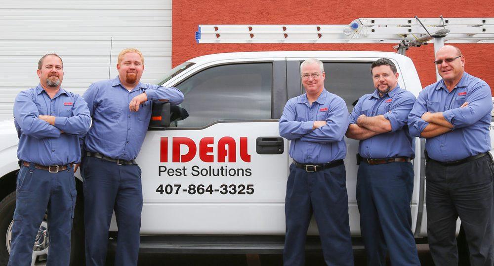 Ideal Pest Solutions: Winter Garden, FL