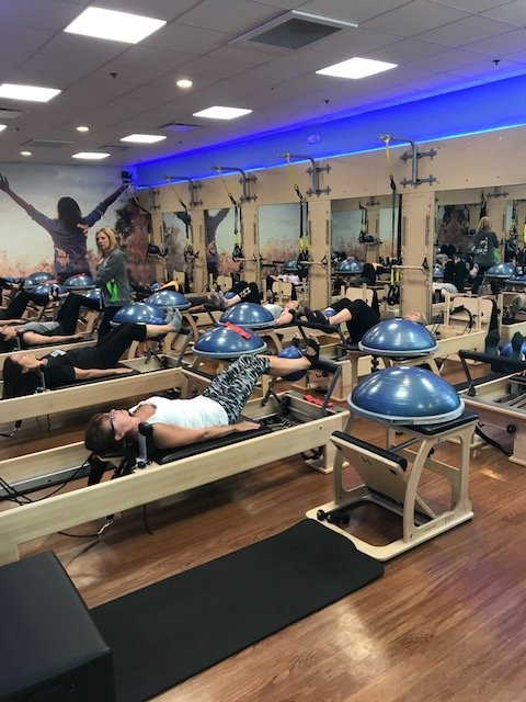 Club Pilates: 875 Saw Mill River Rd, Ardsley, NY