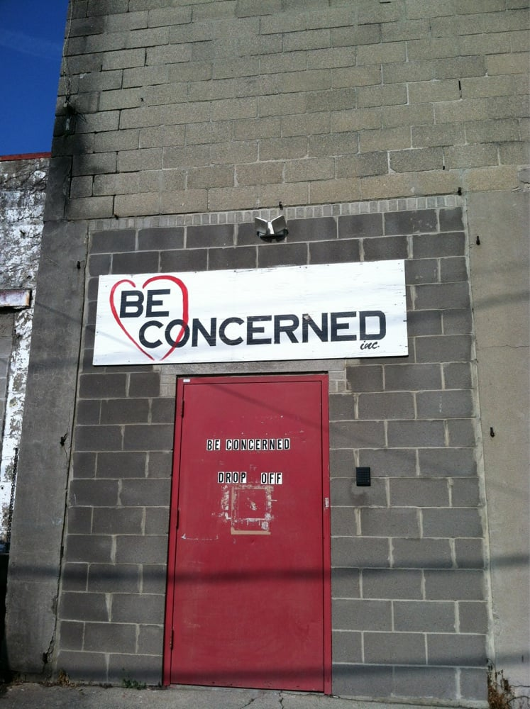 Be Concerned: 1100 Pike St, Covington, KY