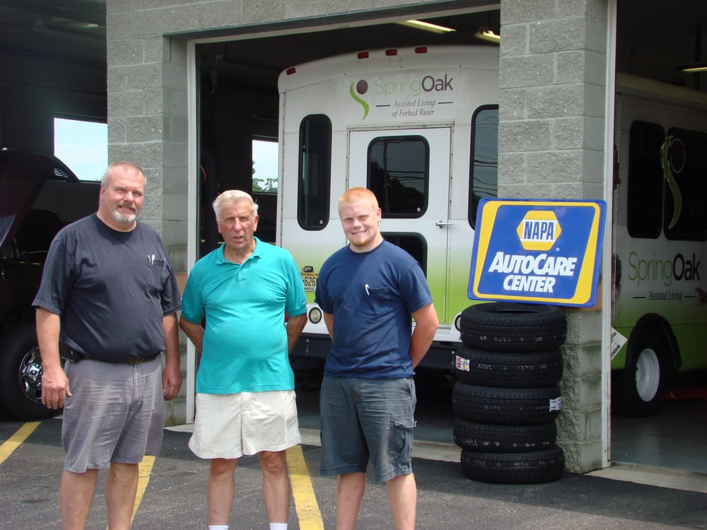 Ryan's Servicenter: 603 US Hwy 9, Lanoka Harbor, NJ