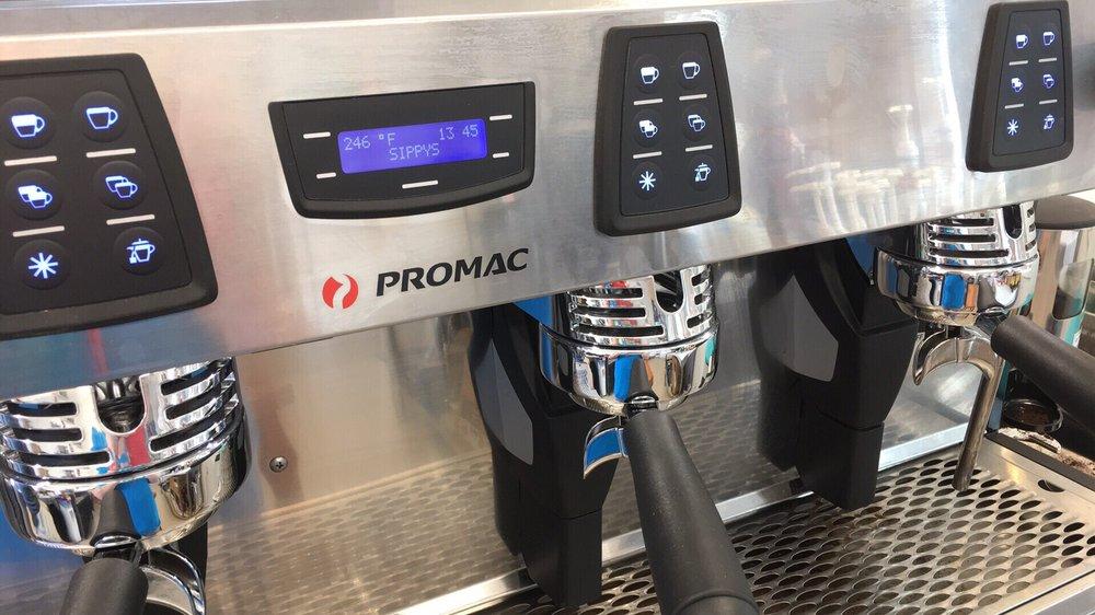 Sippys Coffee Drive-Thru: 807 US-79, Henderson, TX