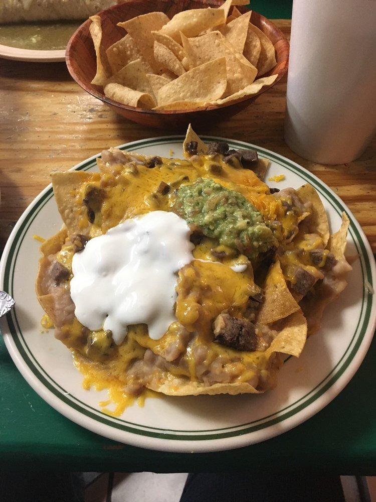 Los Perez Mexican Restaurant Visalia