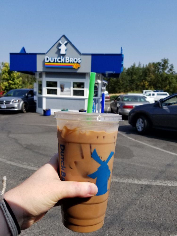 Dutch Bros Coffee: 3500 Merlin Rd, Grants Pass, OR