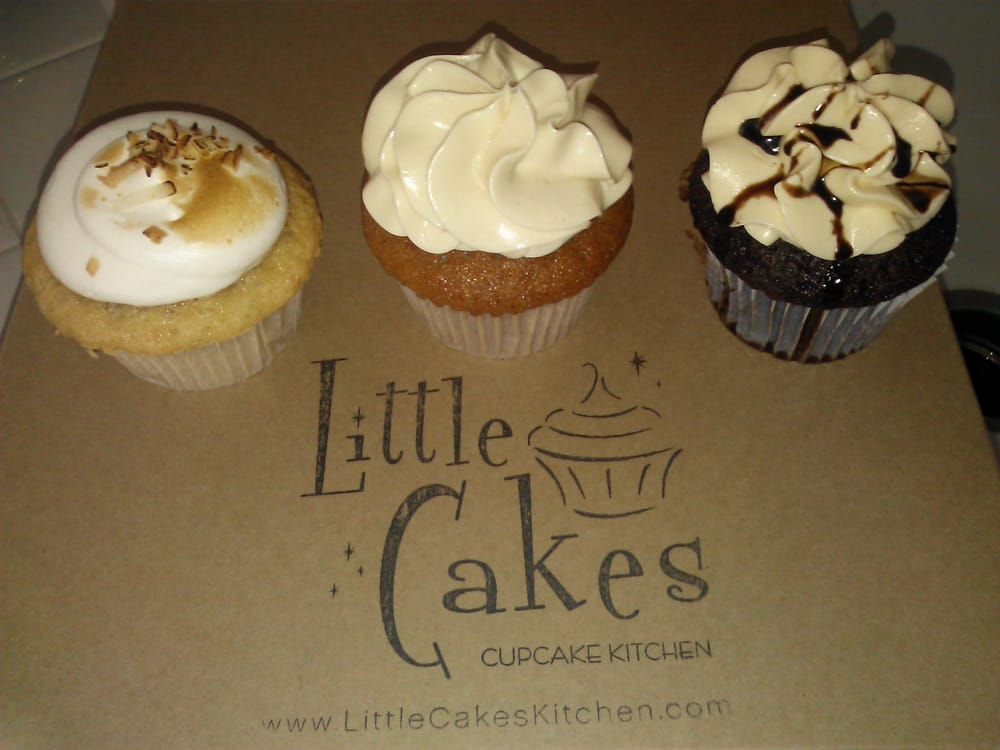 Little Cakes Cupcake Vista