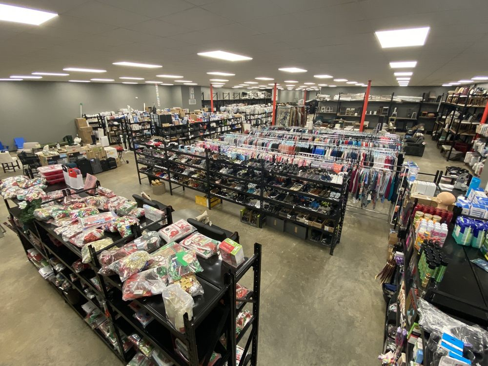 Southbound Overstock: 1950 Hwy 49 N, Wiggins, MS