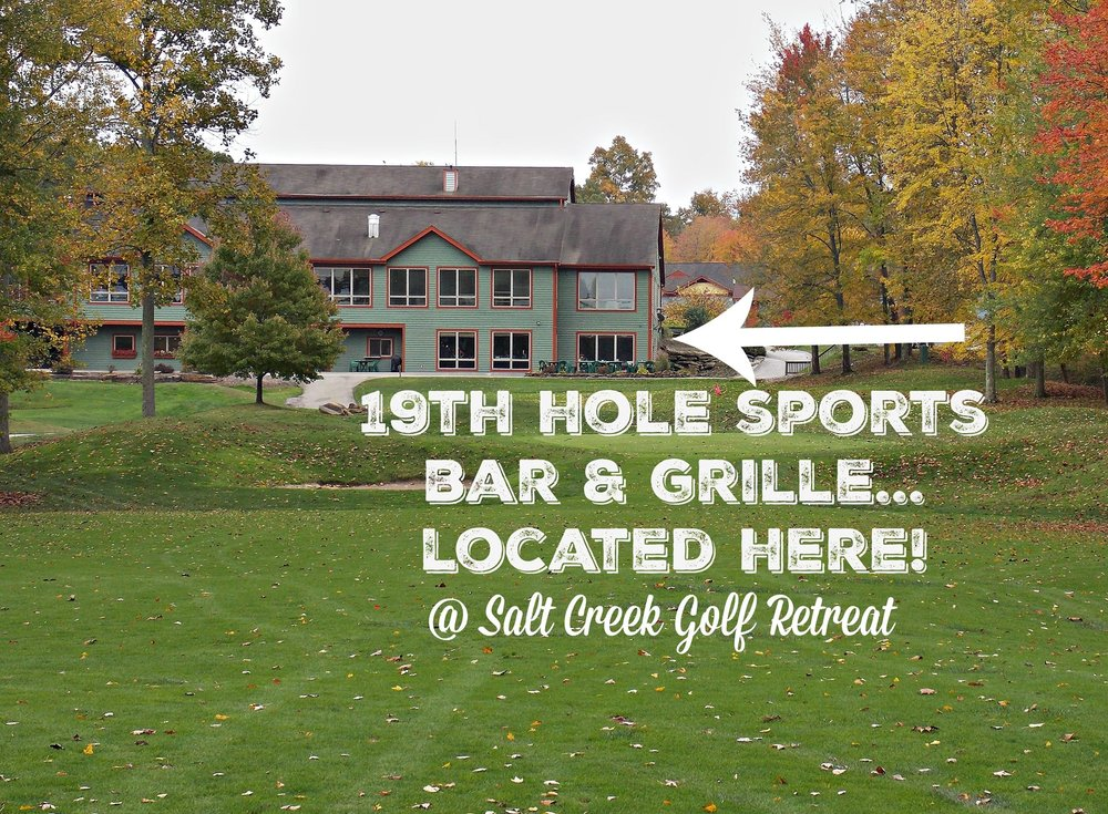 19th Hole Sports Bar & Grille: 2359 State Rd 46 E, Nashville, IN