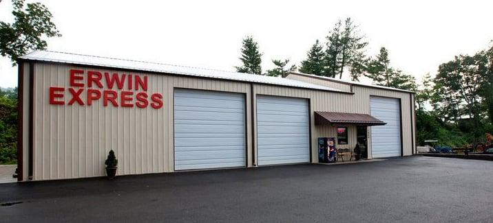 Erwin Express: 1040 Martin Creek Rd, Erwin, TN