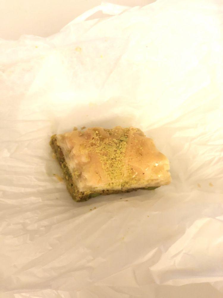 Food from Pita Kabob Grill