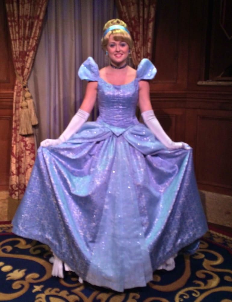 Cinderella meet her at princess fairytale hall at the magic kingdom 2198 photos for walt disney world resort m4hsunfo