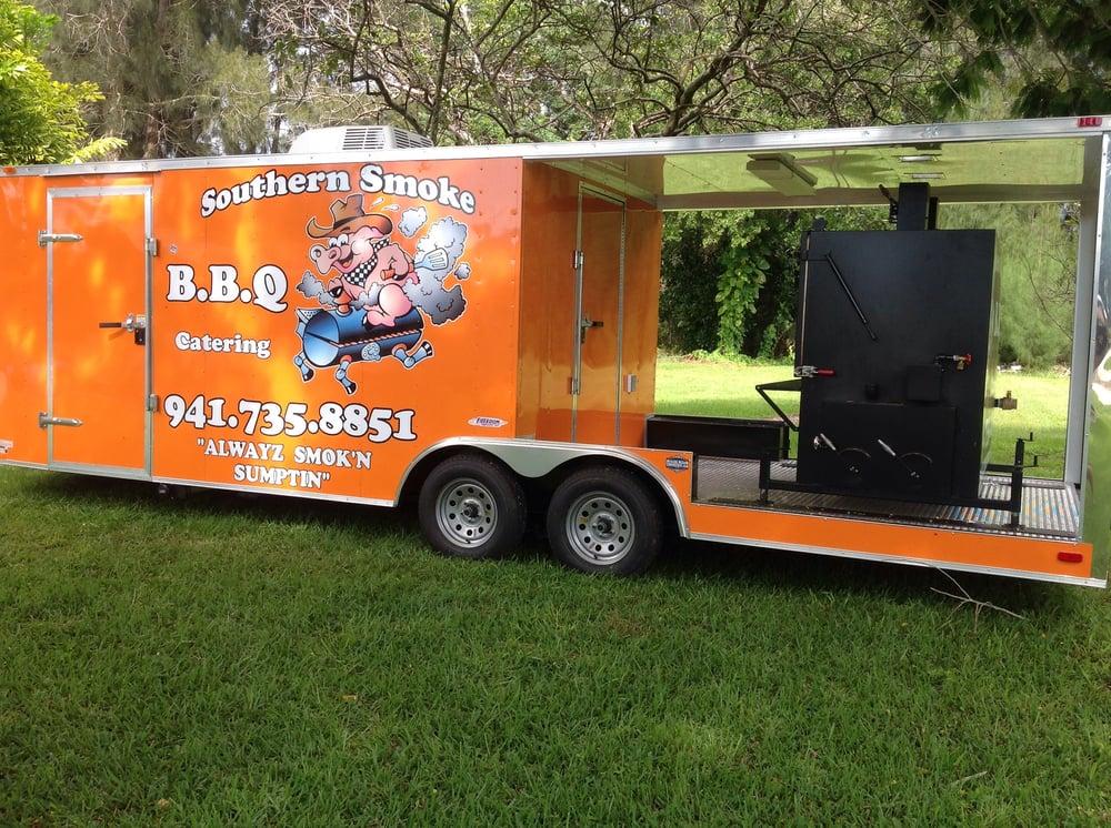 Southern Smoke Bbq Catering Food Trucks 4553 Mcintosh