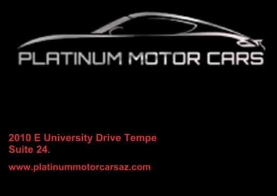 Platinum Motor Cars >> Platinum Motor Cars Used Car Dealers 2902 S 40th St Phoenix Az