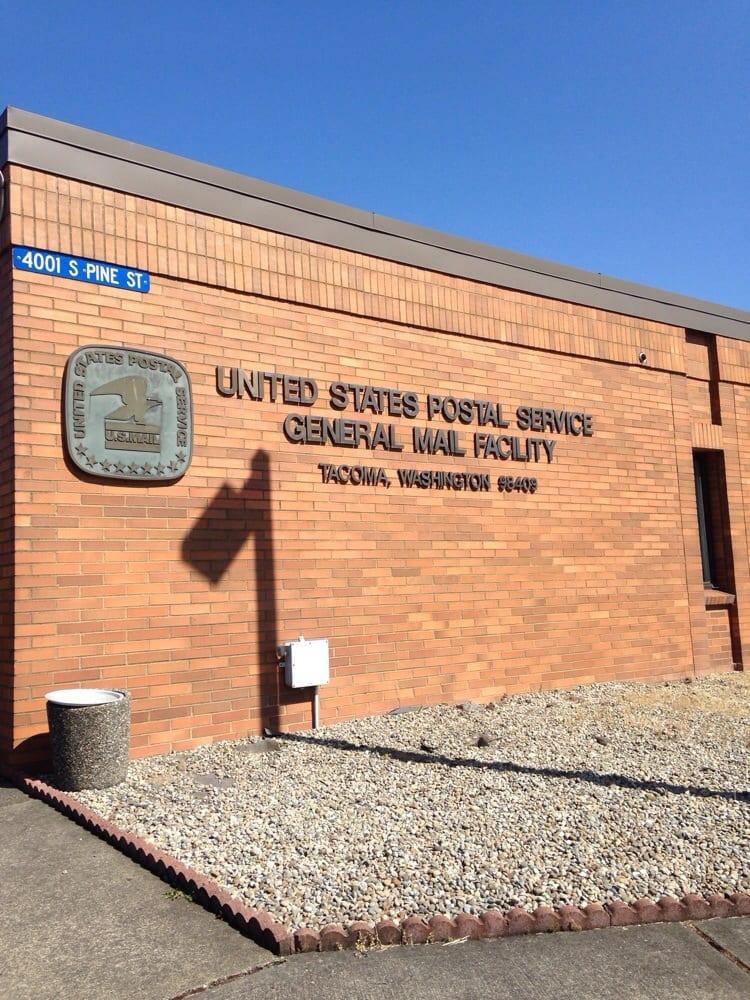 US Post Office: 509 Steptoe St, Colton, WA
