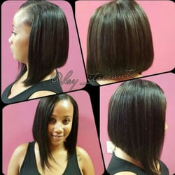 Foreign lengths hair extensions 525 w broadway ave near north photo of foreign lengths minneapolis mn united states sew in bob pmusecretfo Image collections