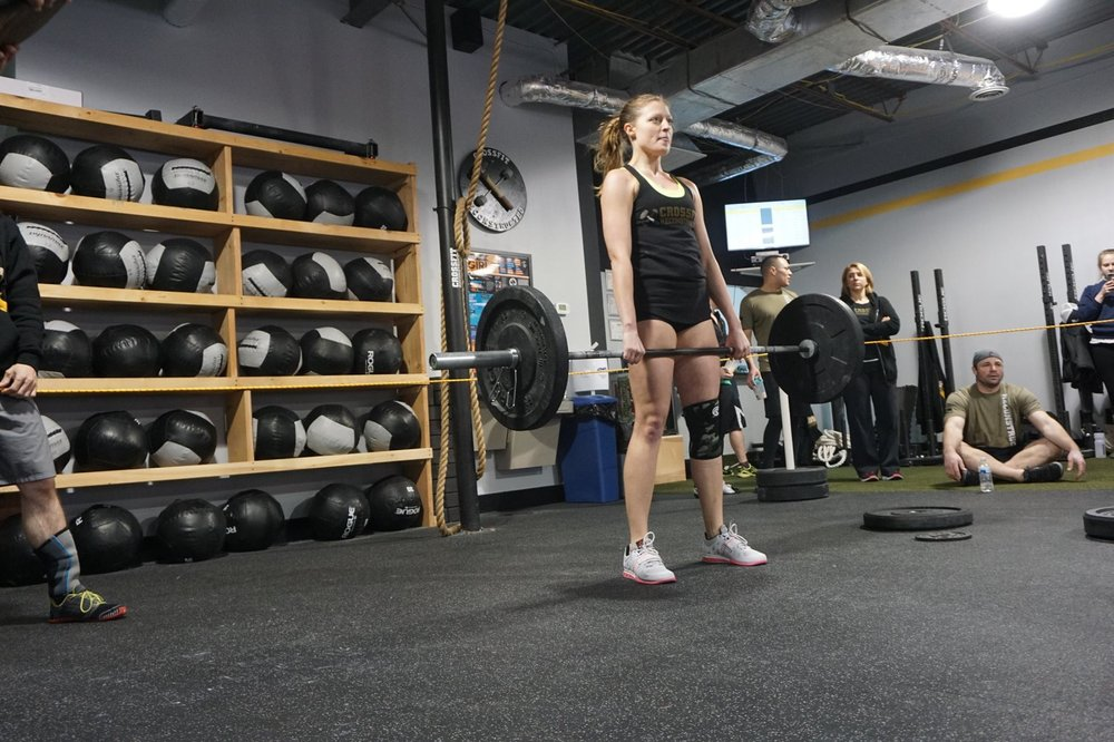 Crossfit Reconstructed: Shoppes Of Hockessin, Hockessin, DE