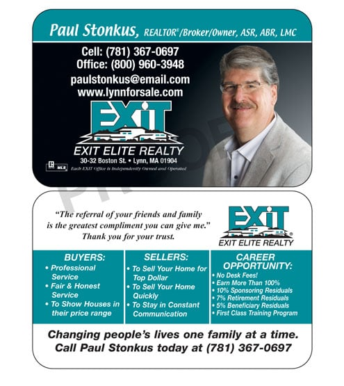 Broker owners business card yelp photo of exit elite realty lynn ma united states broker owners colourmoves